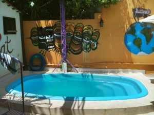 black cat pool